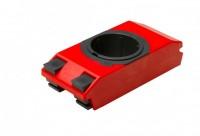 Plastové lůžko CNC nástroje, ISO40