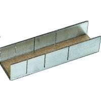 Pokosnice hliníková 245x60x45