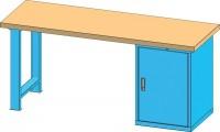 Pracovní stůl KOMBI, CB4815