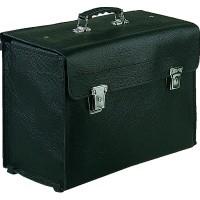 Kufr ze syntetické kůže, prázdný, R6765