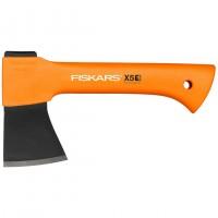Sekera Fiskars X5, šité pouzdro