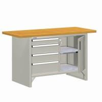 Sestava stolů MODULAR standardní, 42-84157-04