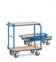 Sklápěcí vozík KW14 se dvěma úložnými úrovněmi - 1141