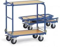 Sklápěcí vozík KW4 se dvěma úložnými úrovněmi - 1140