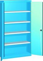 Skříň na nářadí s křídl.dveřmi, 1026x400x2000mm, 22-32000-01