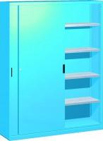 Skříň na nářadí se zas.dveřmi, 1500x450x2000mm, 26-62000-01