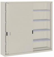 Skříň na nářadí se zasouvacími dveřmi, 2052x450x2000mm