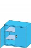 Skříň s křídlovými dveřmi, SK1-004