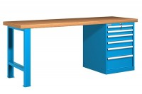 Stůl pracovní na nářadí, 1500 mm, 44-80157-008