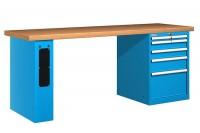 Stůl pracovní na nářadí, 1500 mm, 44-80157-011