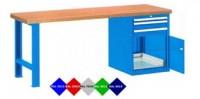 Stůl pracovní na nářadí, 1750 mm, 44-80177-010