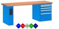 Stůl pracovní na nářadí, 1750 mm, 44-80177-011