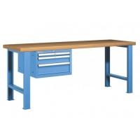 Stůl pracovní na nářadí, 2000 mm, 44-80207-005