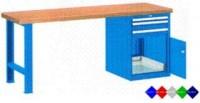 Stůl pracovní na nářadí, 2000 mm, 44-80207-010