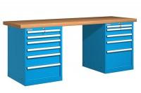 Stůl pracovní na nářadí, 2000 mm, 44-80207-012