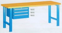 Stůl pracovní na nářadí, 2000 mm, 44-80207-017