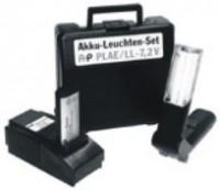 Svítilna zářivková PLAE/ LL-7, 2V -Set