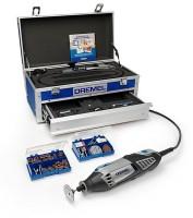 Univerzální sada mikronářadí DREMEL 4000 Series, 120ks přísl., 6 nástavců, hliníkový kufr
