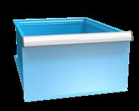 Zásuvka ZE (27x36D) jednoduchý výsuv 88%, ZEE 300