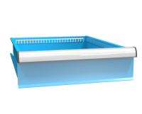 Zásuvka ZE (27x36D) jednoduchý výsuv 88%, ZEE150