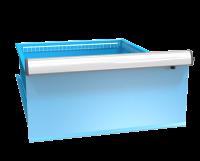 Zásuvka ZE (27x36D)s pojistkou jednoduchý výsuv 88%, ZEE250P