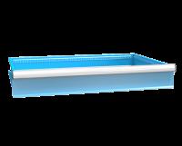 Zásuvka ZG(54x36D) jednoduchý výsuv 88%, ZGE150