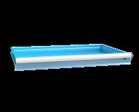 Zásuvka ZG(54x36D) s pojistkou jednoduchý výsuv 88%, ZGE100P