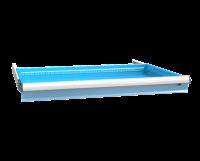 Zásuvka ZG(54x36D) s pojistkou plný výsuv 100%, ZGT125P