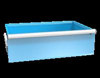 Zásuvka ZG(54x36D) s pojistkou plný výsuv 100%, ZGT300P