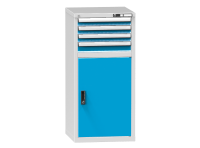 Zásuvková skříň ZA (27x27D), ZA120-1