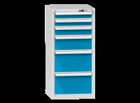 Zásuvková skříň ZA (27x27D), ZA120-6