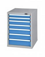 Zásuvková skříň ZA (27x27D), ZA84-5