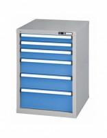 Zásuvková skříň ZA (27x27D), ZA84-7