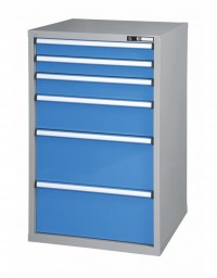 Zásuvková skříň ZB (36x36D), ZB120-5