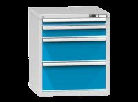 Zásuvková skříň ZB (36x36D), ZB84-4