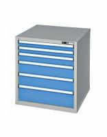 Zásuvková skříň ZB (36x36D), ZB84-6