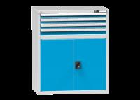 Zásuvková skříň ZC (54x27D), ZC120-1