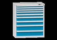 Zásuvková skříň ZC (54x27D), ZC120-4