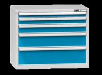 Zásuvková skříň ZC (54x27D), ZC84-5