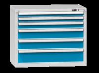 Zásuvková skříň ZC (54x27D), ZC84-6