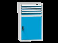 Zásuvková skříň ZD (36x27D), ZD120-1