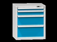 Zásuvková skříň ZD (36x27D), ZD84-4