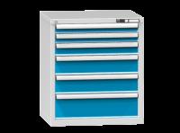 Zásuvková skříň ZD (36x27D), ZD84-6