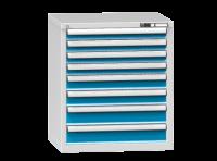 Zásuvková skříň ZD (36x27D), ZD84-8