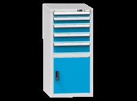 Zásuvková skříň ZE (27x36D), ZE120-2