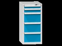 Zásuvková skříň ZE (27x36D), ZE120-3