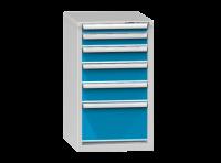 Zásuvková skříň ZE (27x36D), ZE99-4