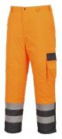 Zateplené kalhoty Hi-Vis Contrast S686