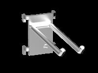 Závěsný program dvojitý lomený háček, YC2