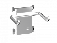Závěsný program dvojitý lomený háček, YC4